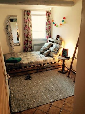 Charmante petite chambre - Le Plan-de-la-Tour - Pis