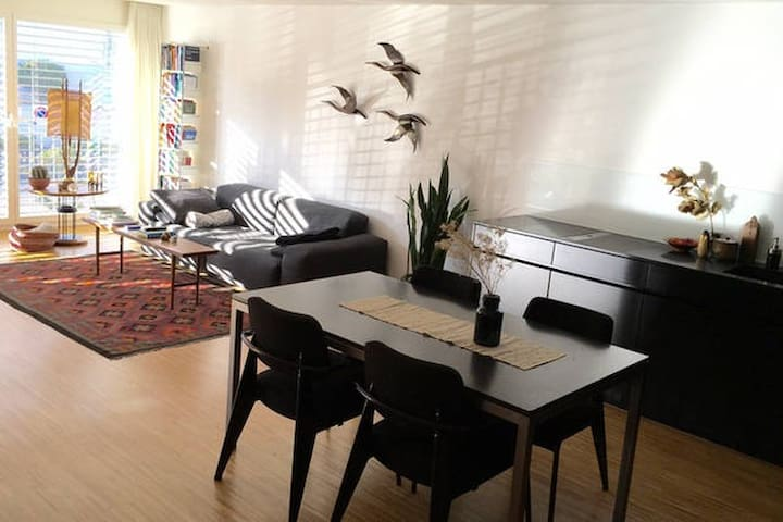 ART BASEL, high-class apartment - Binningen - Huoneisto