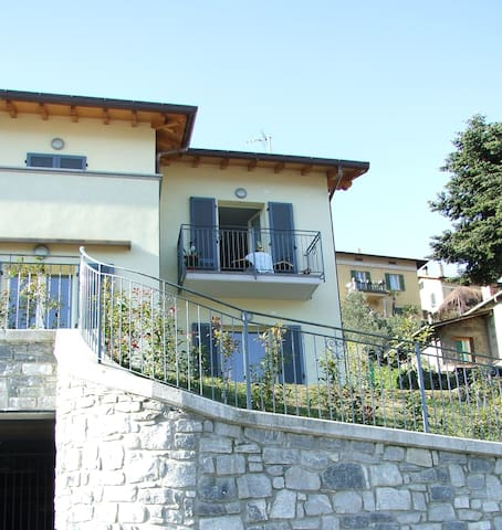 Appartamento monolocale con vista lago casavalery - Bellagio