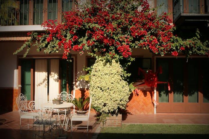 Habitaciones de lujo en Cuernavaca