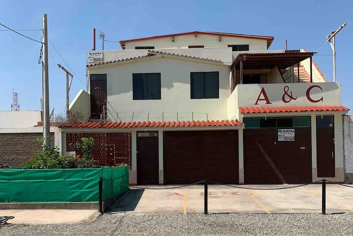 3 - Casa Apartamento Bujama-Baja-Mala-lima