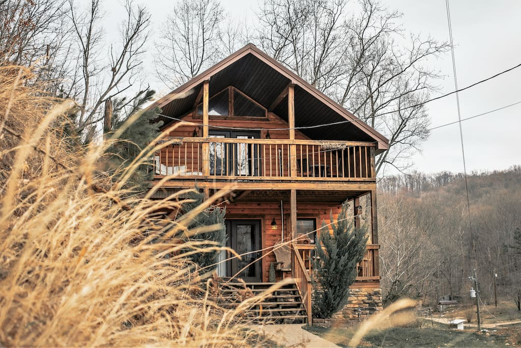 Heavens Porch Eastern Ky Luxury Cabin Rental Cabins