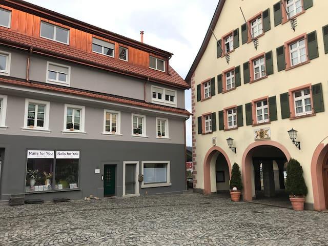 """Laufenburg Altstadt """"AM Stadttor I""""  3 Betten"""