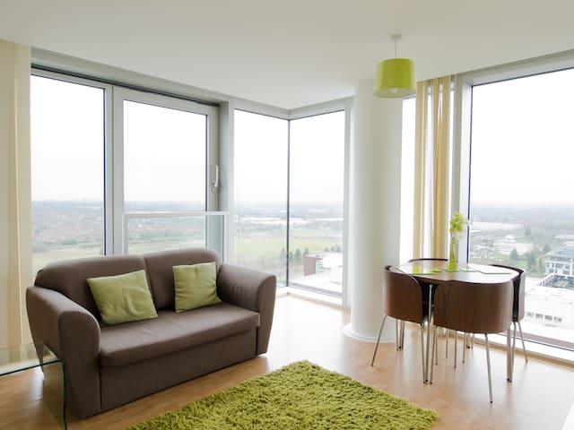 Stylish, chic, modern apartments. - Milton Keynes - Daire
