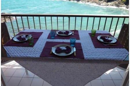 Les pieds dans la mer. 2 chambres - Collioure - Διαμέρισμα