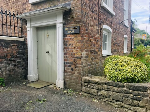 Lovely flat in picturesque Much Wenlock