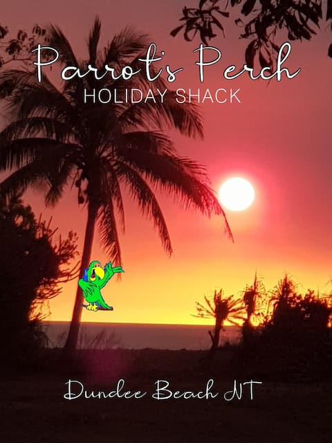 PARROT'S PERCH HOLIDAY SHACK