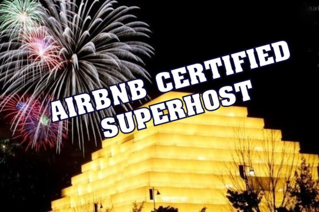 First Certified Superhost in Sacramento. We have been hosting Airbnb guests for nearly a decade.