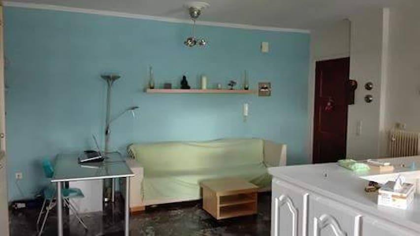 Cute apartment in Crisomallousa