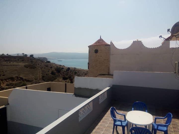 Villa à 100 m de la mer,ABousfarplage Oran