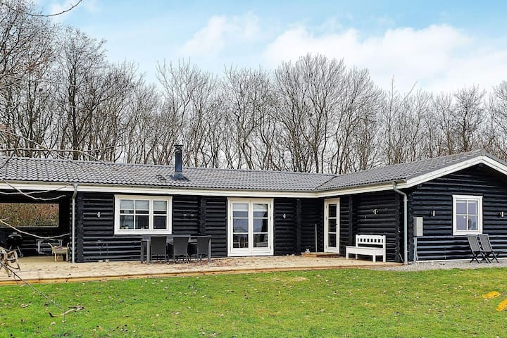 Luxurious Holiday Home in Jutland With Sea Near