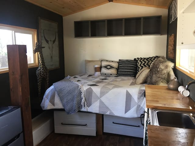 Tiny home away from home