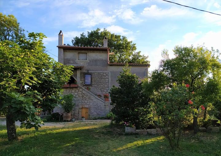 Il Casale di Zio Pietro a Bomarzo