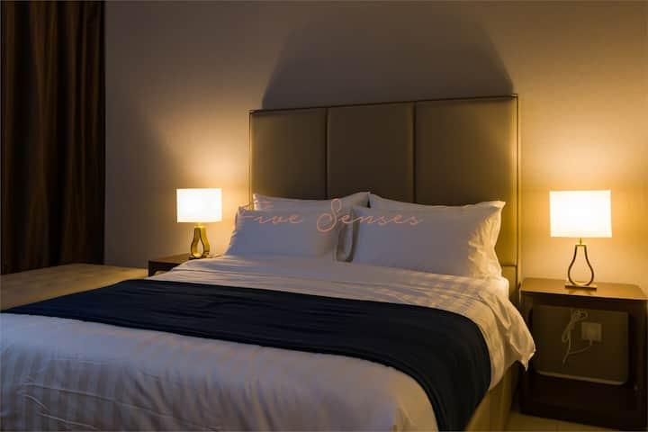5 Star Dorsett Residence and Hotel, Hartamas ★