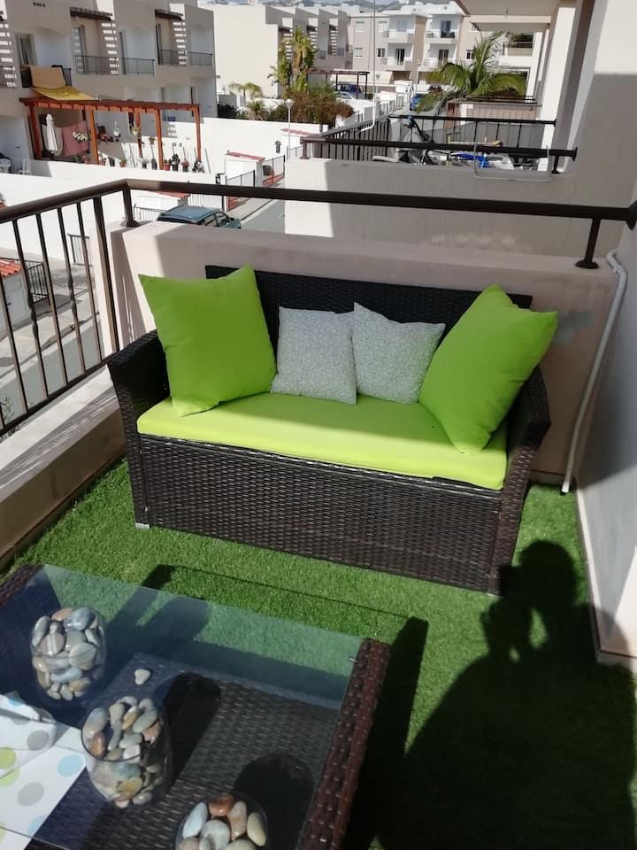 Beautiful 2 bedroom apartment in Paphos