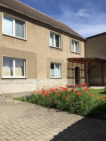 Ferienwohnung - Nähe Motopark - Wanzleben-Börde - Apto. en complejo residencial