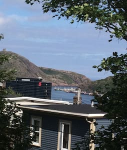 Cozy downtown house with ocean view - St. John's - Ház