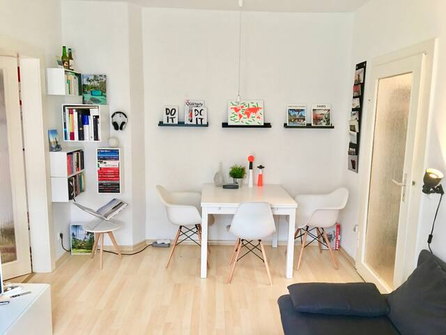 2 Zimmer Design Wohnung in Hannover / 2 Room App. - Hannover - Daire