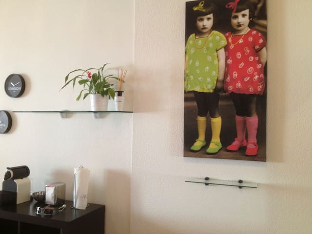Cosy and charming Apt Central II - Luzern - Apartemen