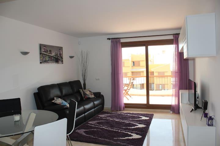 Apartment Recoleta - Torrevieja - Apartamento