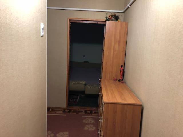 Квартира в хорошем состоянии в центре города