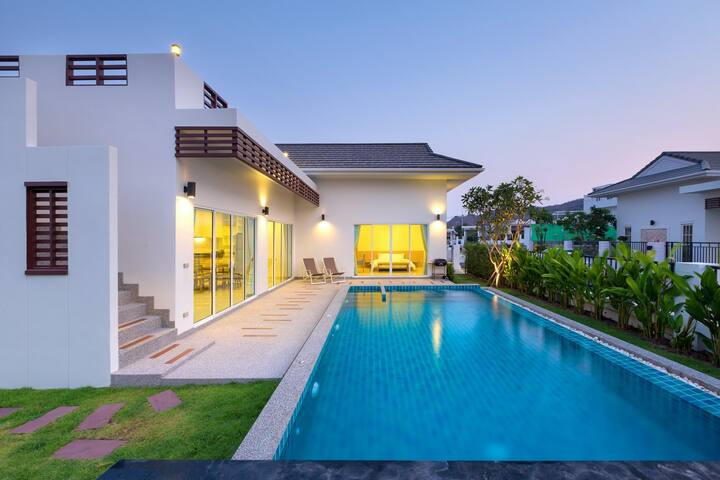 Sivana Gardens Pool Villa - P22