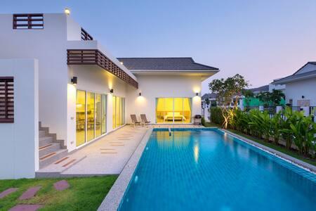Sivana Gardens Pool Villa - P22 - Tambon Nong Kae