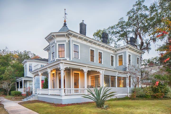 Concordia House B&B in Savannah's Victorian Area