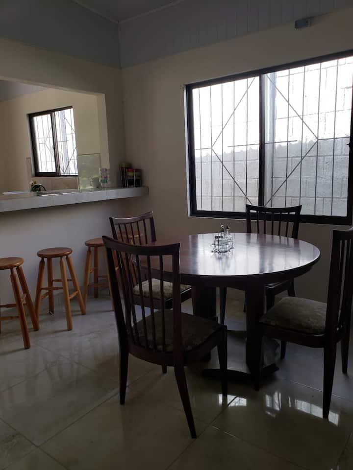 Casa acogedora en Santa Cruz