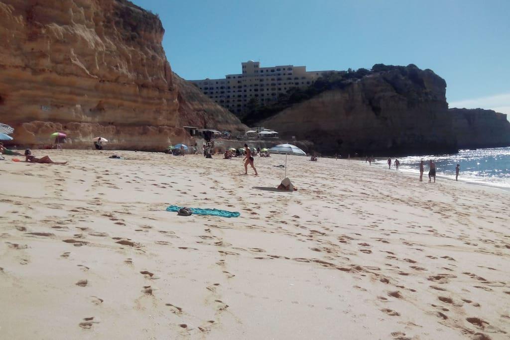 Centeanes beach
