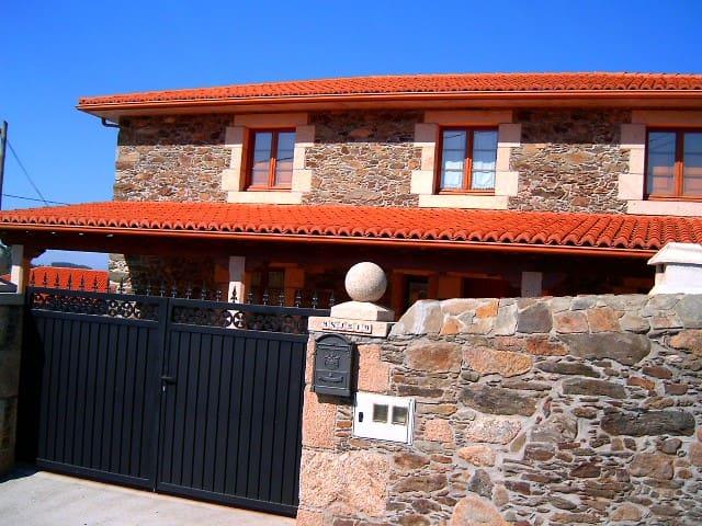 Casa rural moderna y funcional - Oza dos Ríos - Rumah
