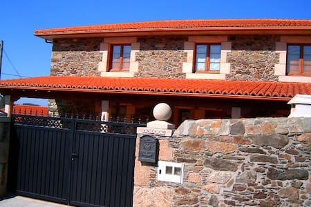Casa rural moderna y funcional - Oza dos Ríos