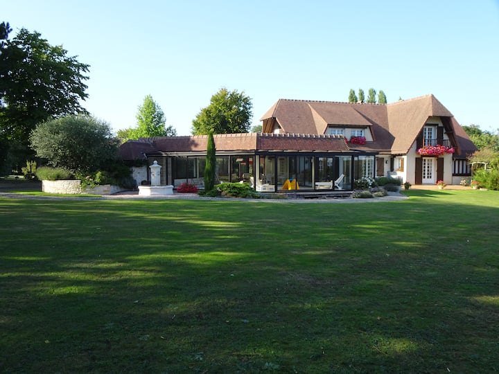 Les Jardins de Lily chambres d'hôtes en NORMANDIE