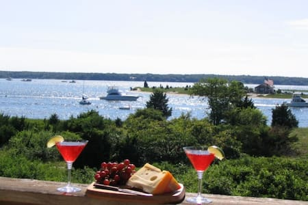 Panoramic Water Views! - East Hampton