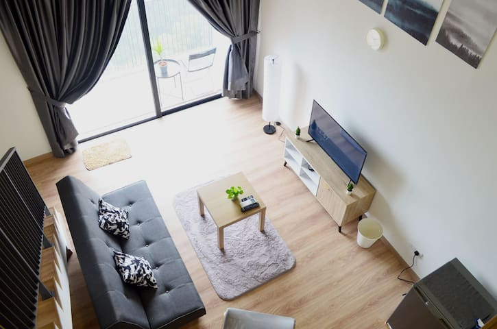 [NEW]Cozy Duplex Studio@ Emporis Kota Damansara💙