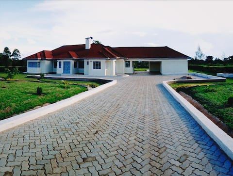 Peaceful Country House in Kitale