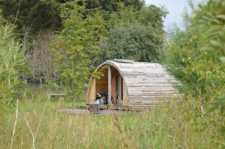 Ecocamp Glenshee Modulog Howff