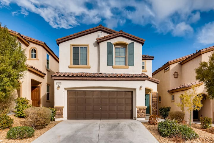 Palazzo  · New House-Summerlin Area Near Strip