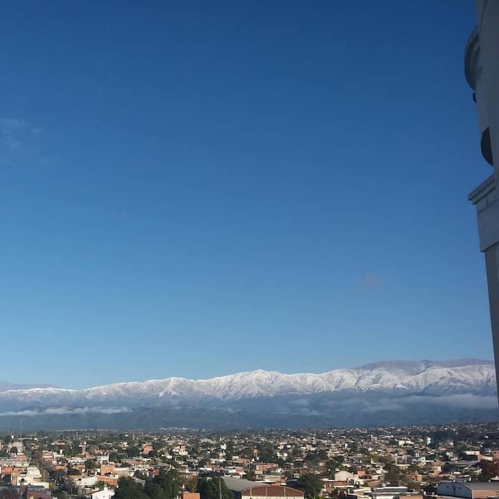 La Mejor Vista de Montañas