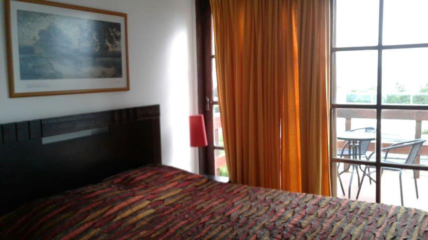 Este es el dormitorio que se alquila en este anuncio