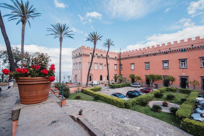 Sleep in a Castle on the Sorrento Coast!