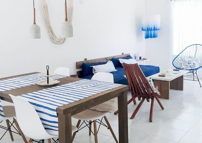 La Casita Azul (Playa del Carmen - Tulum)