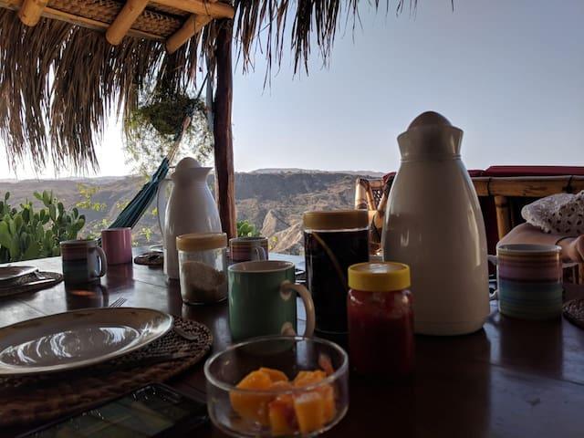 La Capitanna, tranquilidad y relax en Punta Sal.