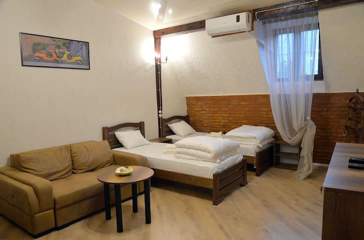 Natia's apartment old Tbilisi