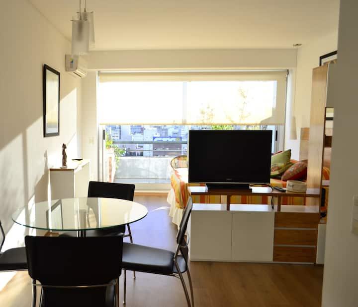 Comfortable apartment near the obelisco