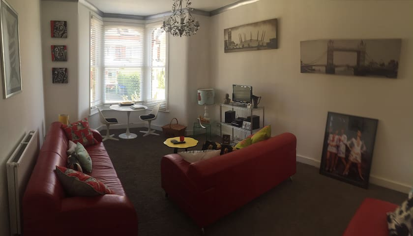 Contemporary one bedroom apartment - Broadstairs - Wohnung