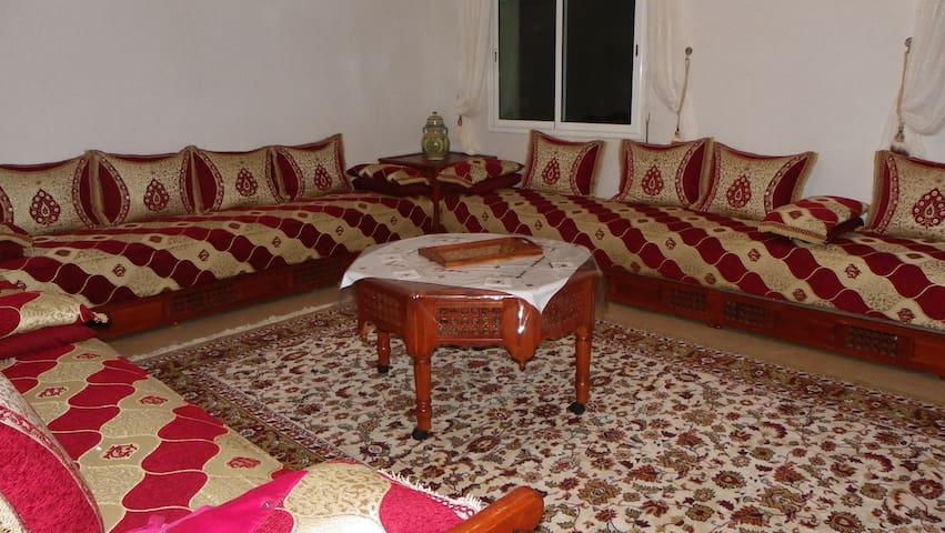 appartement spacieux familial - El Jadida - Apartment