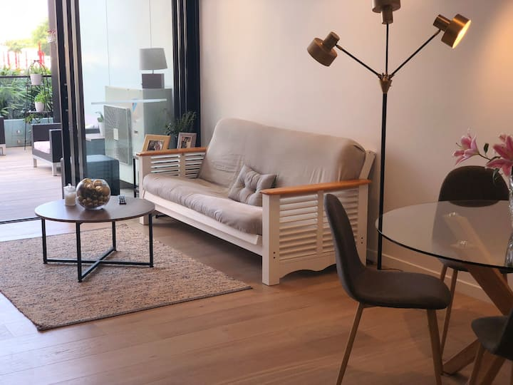 Brand new apartment in the heart of Sydney