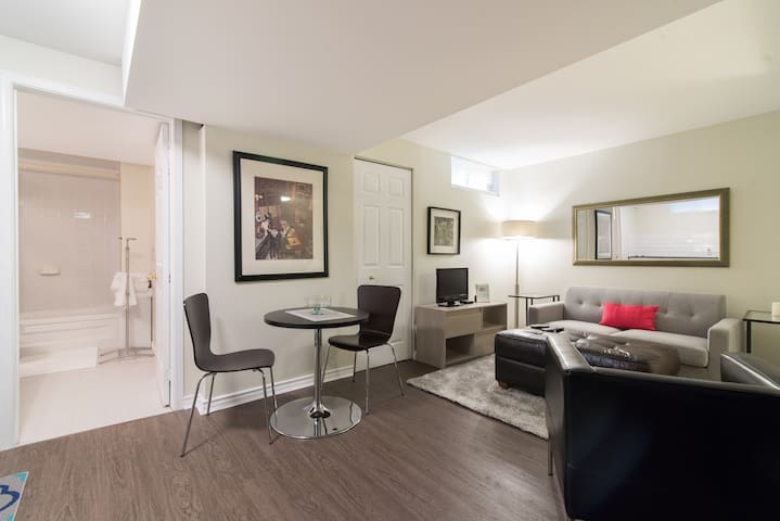 Kanata concept 1 bedroom apartment - Ottawa - Pis