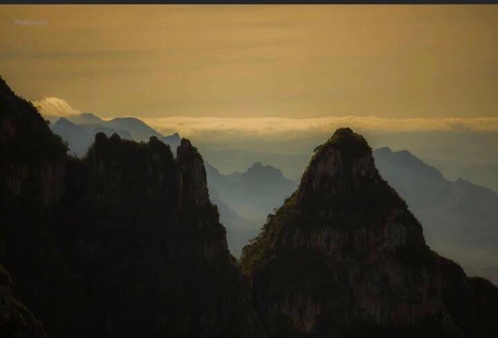 Serra do Rio do Rastro- Suíte Casal- Espetáculo